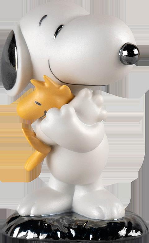 Lladró Snoopy Figurine