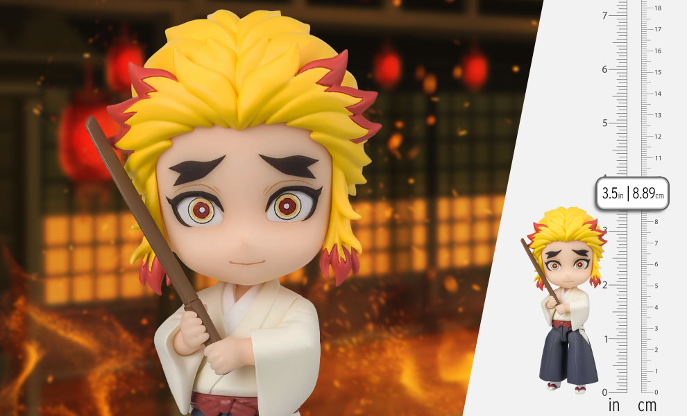 Gallery Feature Image of Senjuro Rengoku Figure - Click to open image gallery