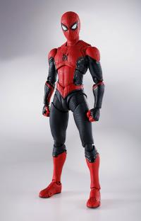 Gallery Image of Spider-Man (Upgraded Suit) Collectible Figure