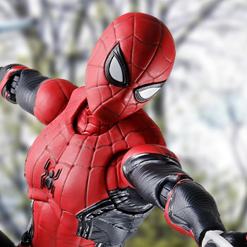 Spider-Man (Upgraded Suit) Collectible Figure