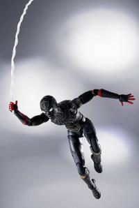 Gallery Image of Spider-Man (Black and Gold Suit) Collectible Figure