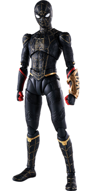 Spider-Man (Black and Gold Suit) Collectible Figure