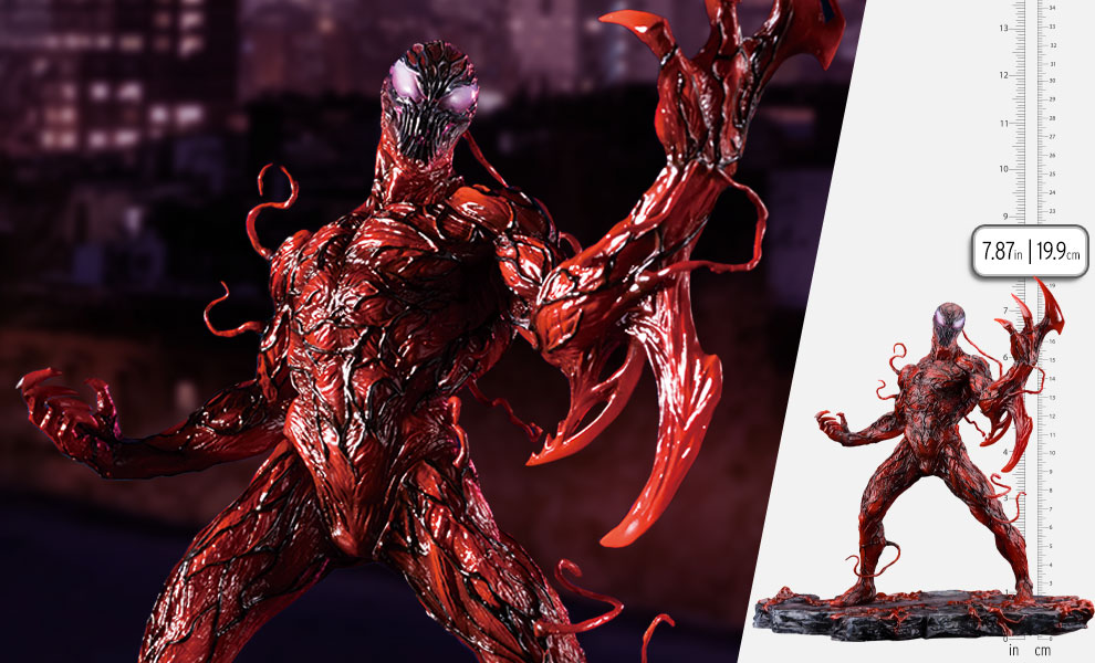 Gallery Feature Image of Carnage (Renewal Edition) 1:10 Scale Statue - Click to open image gallery
