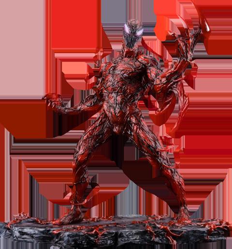 Kotobukiya Carnage (Renewal Edition) 1:10 Scale Statue