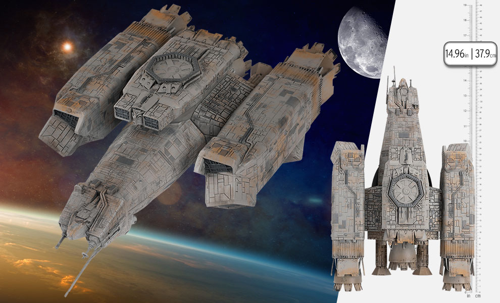 Gallery Feature Image of USCSS Nostromo Ship XL Model - Click to open image gallery