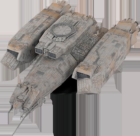 Eaglemoss USCSS Nostromo Ship XL Model