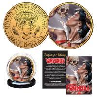 Gallery Image of Vampirella (Lucio Parrillo) Gold Coin Gold Collectible