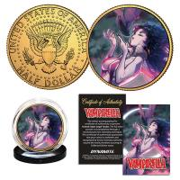 Gallery Image of Vampirella (Rose Besch #1) Gold Coin Gold Collectible