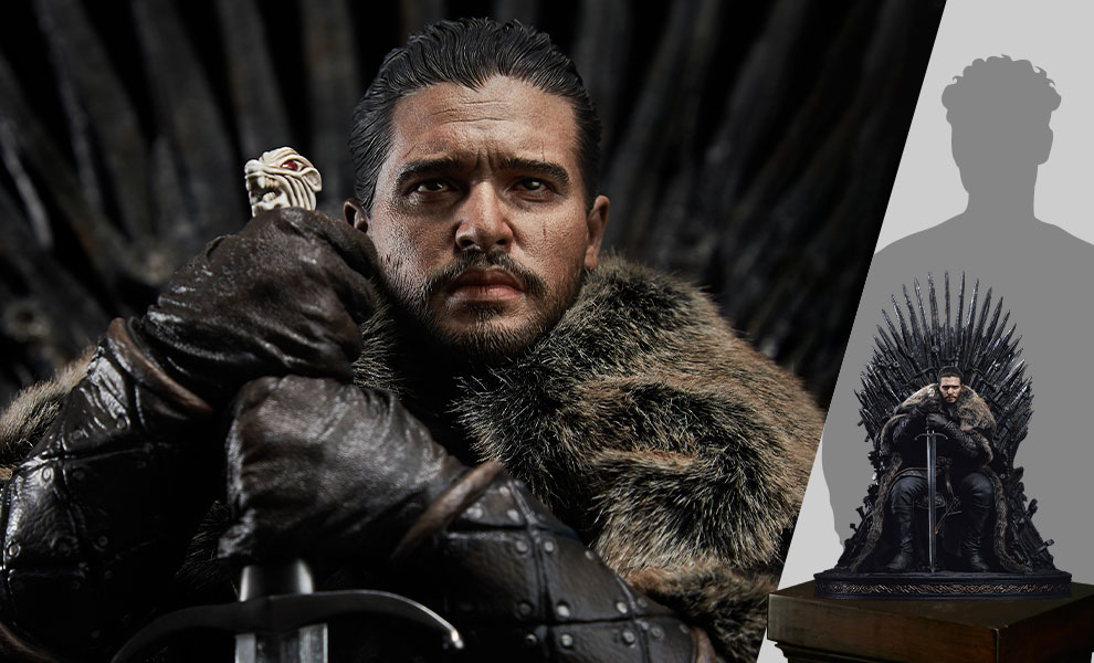 Gallery Feature Image of Jon Snow Statue - Click to open image gallery