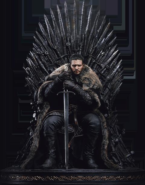 Prime 1 Studio Jon Snow Statue