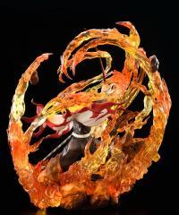 Gallery Image of Kyojuro Rengoku Deluxe Version Collectible Figure