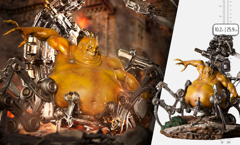 Gallery Feature Image of Mojo Deluxe 1:10 Scale Statue - Click to open image gallery
