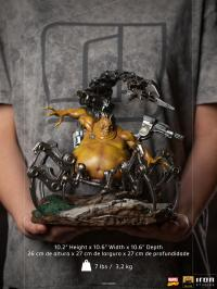 Gallery Image of Mojo Deluxe 1:10 Scale Statue