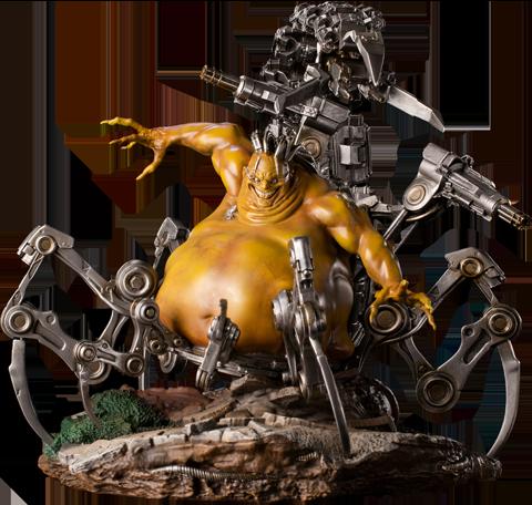 Iron Studios Mojo Deluxe 1:10 Scale Statue