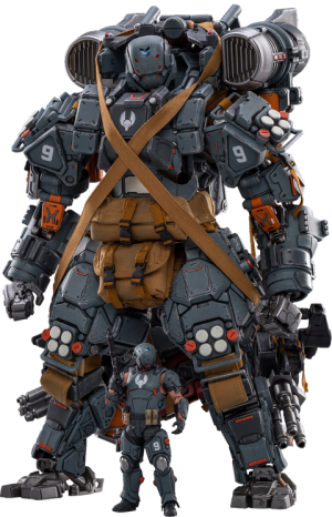 FEAR V (Airborne Assault Type) Collectible Figure