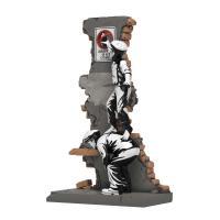 Gallery Image of Graffiti Crime Polystone Statue