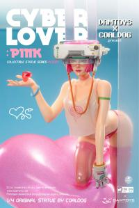 Gallery Image of Cyberlover: Pink Statue