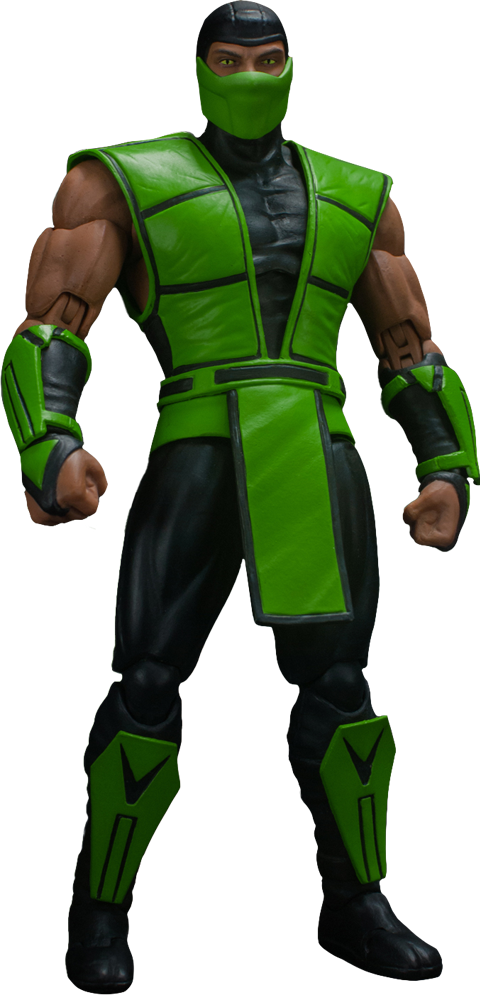 Storm Collectibles Reptile Action Figure