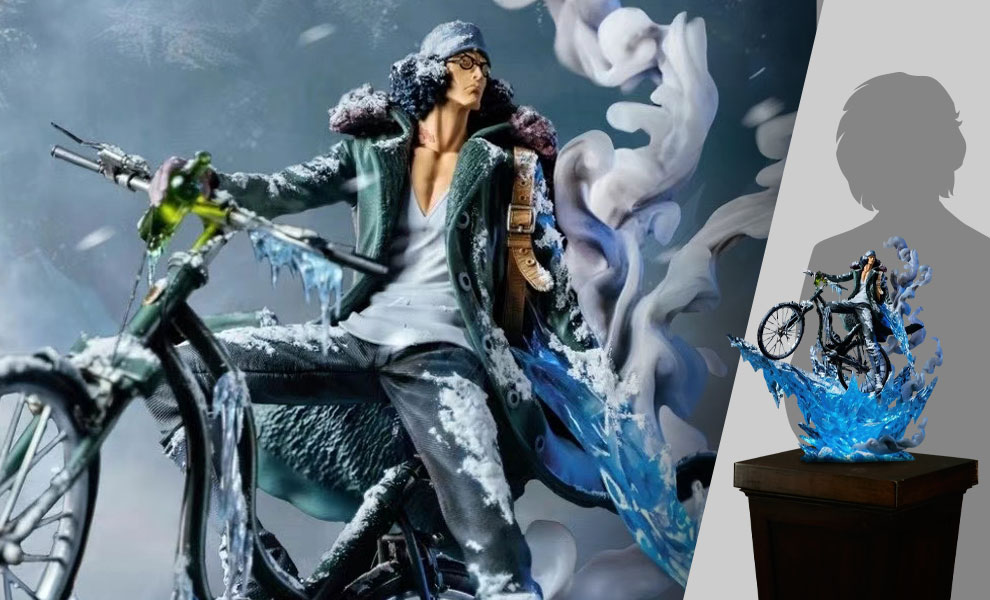 Gallery Feature Image of Aokiji Kuzan Statue - Click to open image gallery