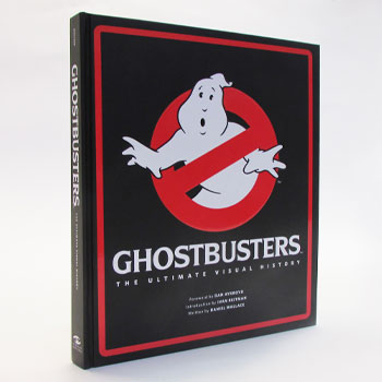 Ghostbusters: The Ultimate Visual History Book