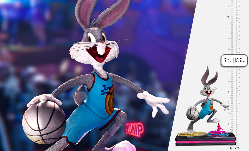 Gallery Feature Image of Bugs Bunny 1:10 Scale Statue - Click to open image gallery