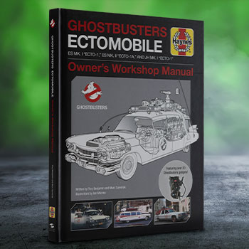 Ghostbusters: Ectomobile Book