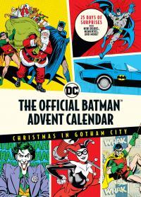 Gallery Image of The Official Batman Advent Calendar Book