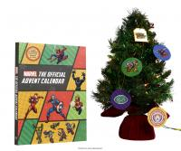 Gallery Image of Marvel: The Official Advent Calendar Book