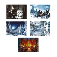 Gallery Image of Harry Potter: Holiday Magic: The Official Advent Calendar Book