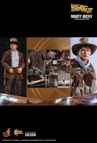 Gallery Image of Marty McFly Sixth Scale Figure