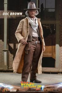 Gallery Image of Doc Brown Sixth Scale Figure