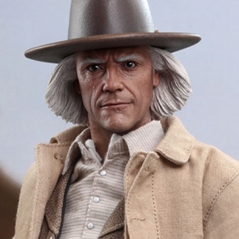 Doc Brown Sixth Scale Figure