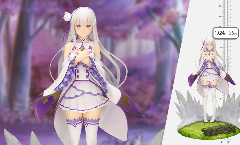Gallery Feature Image of Emilia (Memory's Journey) Statue - Click to open image gallery