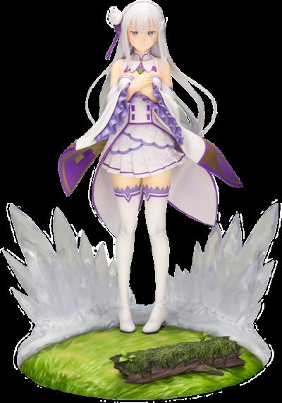 Emilia (Memory's Journey) Statue
