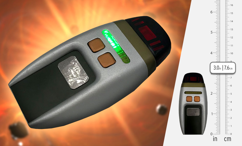 Gallery Feature Image of Type-1 Cricket Phaser Prop Replica - Click to open image gallery