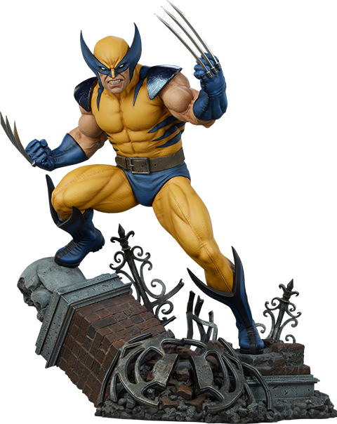 PCS Wolverine 1:3 Scale Statue
