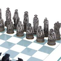 Gallery Image of Vampire & Werewolf Chess Set Board Game