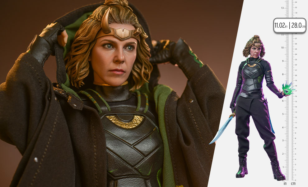 Gallery Feature Image of Sylvie Sixth Scale Figure - Click to open image gallery