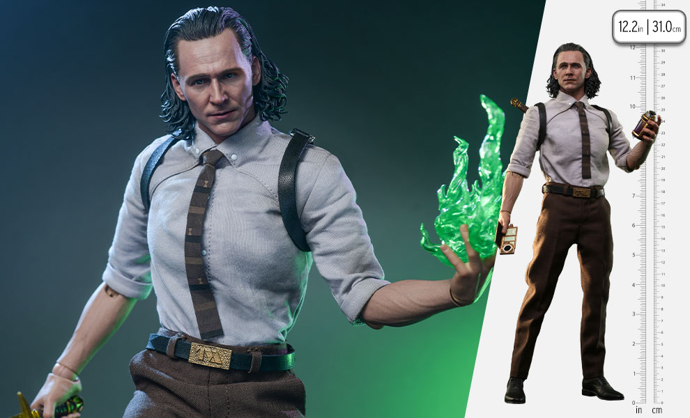 Gallery Feature Image of Loki Sixth Scale Figure - Click to open image gallery