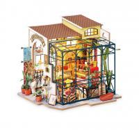 Gallery Image of Emily's Flower Shop DIY Model Kit