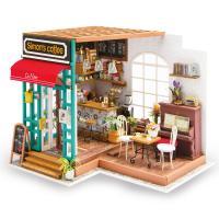 Gallery Image of Simon's Coffee DIY Model Kit