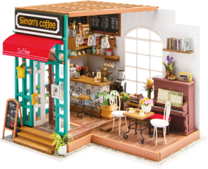 Simon's Coffee DIY Model Kit