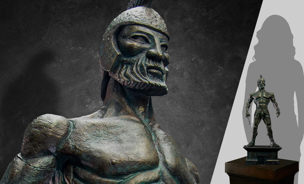 Gallery Feature Image of Talos 2.0 (Deluxe Version) Statue - Click to open image gallery