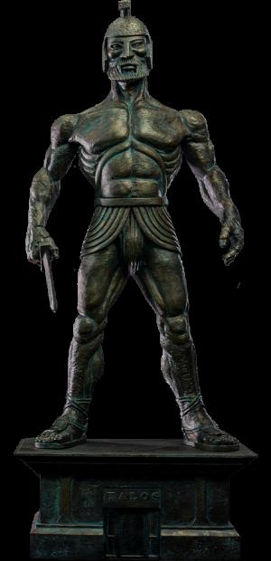Talos 2.0 (Deluxe Version) Statue