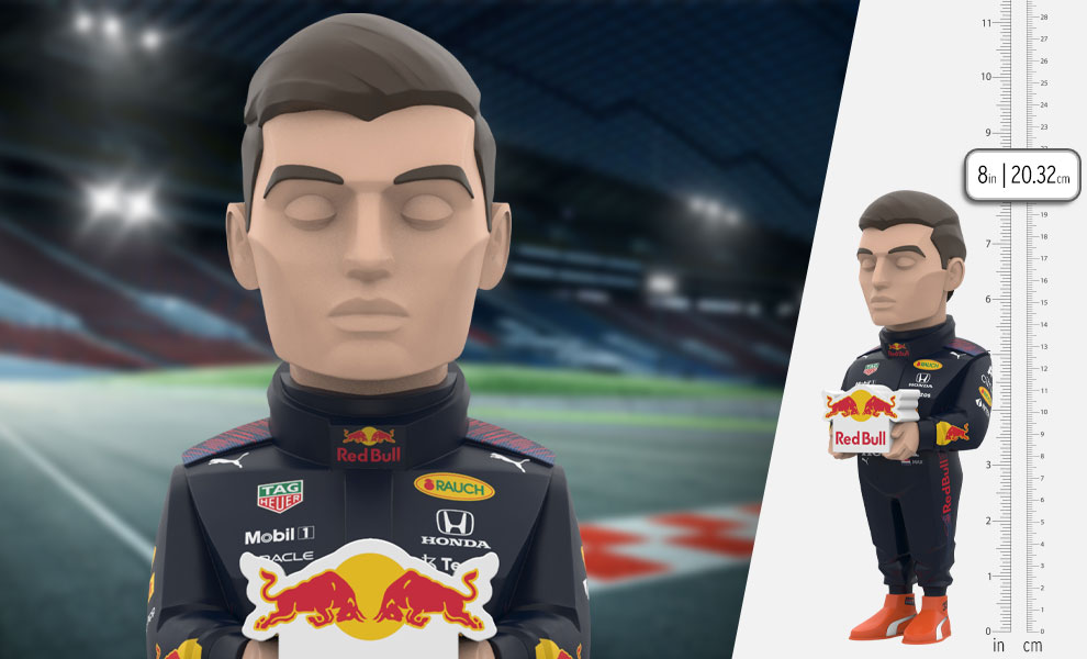 Gallery Feature Image of Max Verstappen Vinyl Collectible - Click to open image gallery