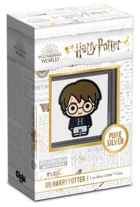 Gallery Image of Harry Potter Pajamas 1oz Silver Coin Silver Collectible