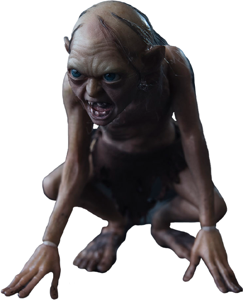 Asmus Collectible Toys Gollum Sixth Scale Figure