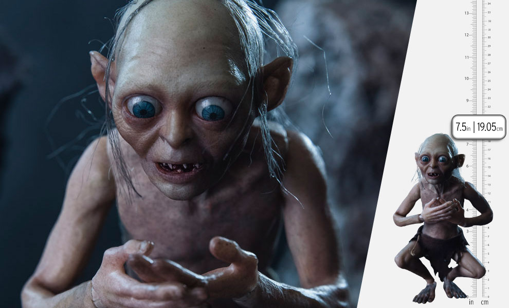 Gallery Feature Image of Sméagol Sixth Scale Figure - Click to open image gallery