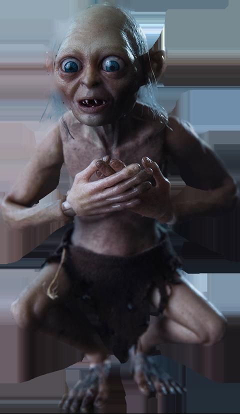 Asmus Collectible Toys Sméagol Sixth Scale Figure