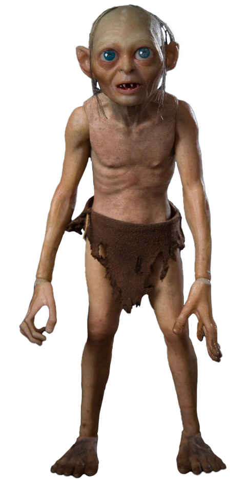 Asmus Collectible Toys Gollum (Luxury Edition) Sixth Scale Figure